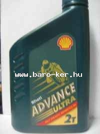 SHELL ADVANCE ULTRA 2T 1L